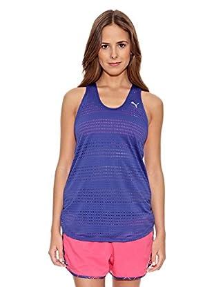 Puma Top Gym Loose (Azul)