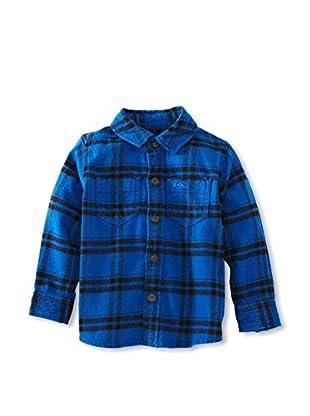 Quiksilver Camisa Mahonia (Azul)
