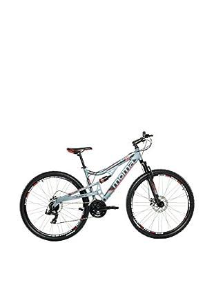 MOMA BIKES Bicicletta Btt 29 Alu Full Susp. Full Disc 24V Equinox L-Xl Grafite