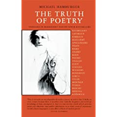 The Truth of Poetry: Tensions in Modernist Poetry Since Baudelaire