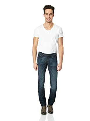 J Brand Jeans Johnny Low Rise tapered (harpoon)