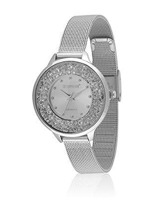 Metropolitan Reloj de cuarzo  Plateado 34 mm
