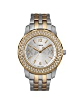 Timex Crystal Collection T2N148 Watch - For Women
