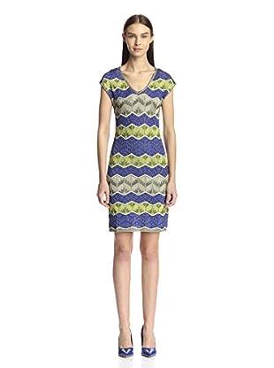 M Missoni Women's Metallic Knit Dress