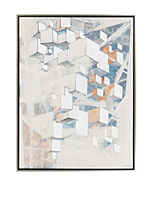 Surya Soft Pastel Wall Décor, Multi, 48
