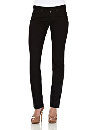 Levi´s Jeans Modern Bold Curve ID gerades Bein (intense black)