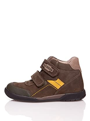 Pablosky Stiefel Streifen (Khaki)