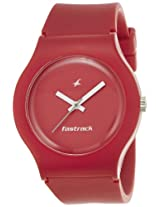 Fastrack Tees 9915PP33 Analogue Watch