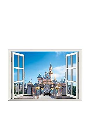 LO+DEMODA Vinilo Decorativo Castle 3D
