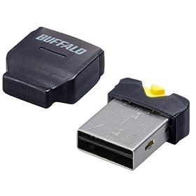 : バッファローコクヨサプライ BUFFALO カードリーダー/ライター microSD対応 超コンパクト ブラック BSCRMSDCBK