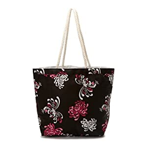 Twisted Tote Flower Bloom