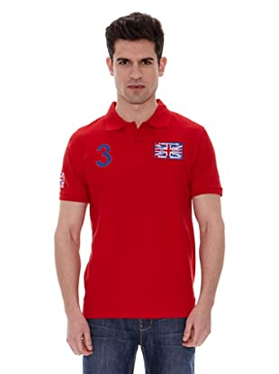 TH Polo Inglaterra Thornado Jeffrey (Rojo)