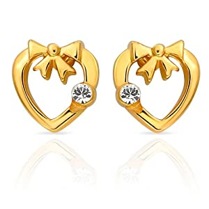 Mahi Love Birds Earrings