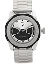 Fastrack Sports Analog Watch - For Men Silver - 3099SM02