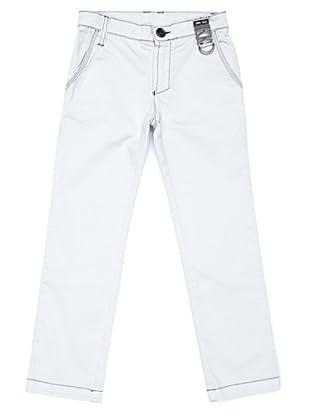 BIKKEMBERGS Pantalón Kids (blanco)