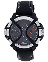Fastrack Analog Multi -Color Dial Men's Watch - 38016PL01J