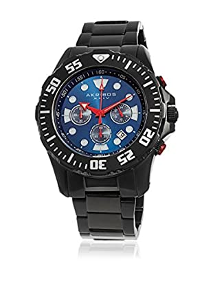 Akribos XXIV Reloj de cuarzo Man AK661BK 50 mm
