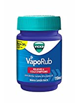 Vicks Vapo Rub Maha Saver Pack - 110 ml