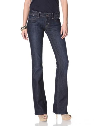 DL 1961 Premium Denim Women's Milano Bootcut Jeans (Bolt)