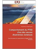 Comportement Du Ptsd Chez Des Veuves D'Extremes Violences (Omn.Univ.Europ.)