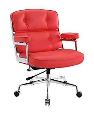 Modway Remix Office Chair (Red)