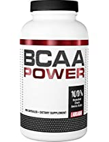 LABRADA NUTRITION BCAA POWER 400 CAPSULES