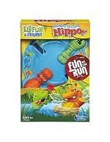 Hasbro Travel Hungry Hippo Game
