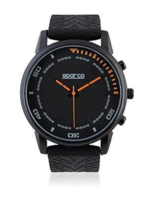 Sparco Uhr Nigel schwarz 42 mm