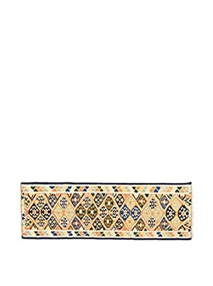 RugSense Alfombra Persian Kashkai Beige/Multicolor 290 x 83 cm