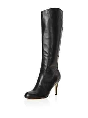Corso Como Women's Darling Knee-High Boot (Black Silk Calf)