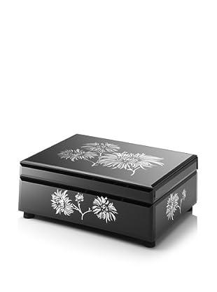 Castilian Box (Black/Silver)