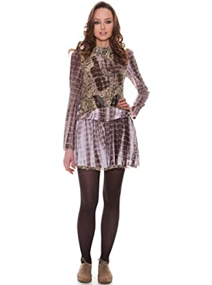 Mi Smash Vestido Clover (Topo)