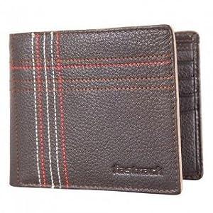 Fastrack C0357LBR01 Men's Wallet-Brown