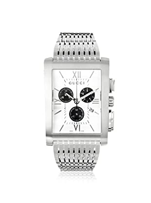 Gucci Men's YA086319 The G Metro Stainless Steel Watch