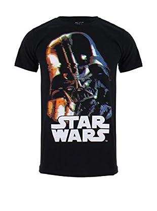 Star Wars T-Shirt Vader Distorted