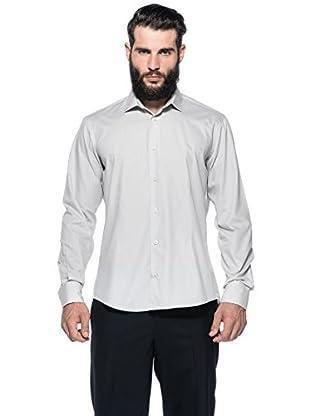Romeo Gigli Milano Camisa (Gris Claro)