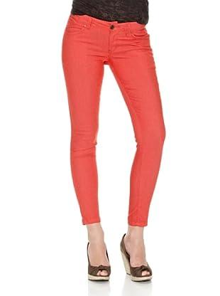 Springfield Pantalón Bs.De909B.Slim To (Rojo)