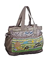 Mee Mee Multifunctional Nursery and Diaper Bag (Gray)