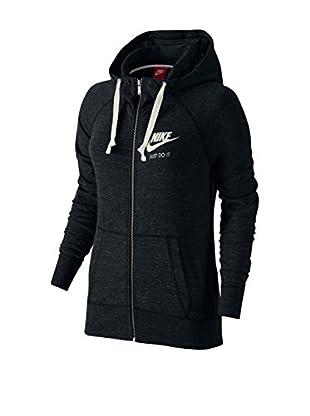 Nike Sweatjacke W Nsw Gym Vntg Hoodie Fz