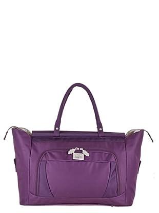 Ines De La Fressange Shopping Madeleine (Violeta)