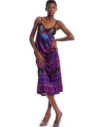 Custo Vestido Ginna (Morado)