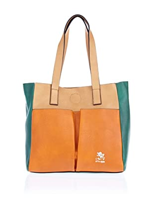 Otto Kern Shopper Multicolor S (Orange)