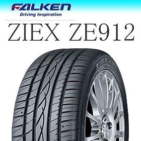 【クリックで詳細表示】FALKEN(ファルケン) ZIEX ZE912 155/65R13 73H: カー&バイク用品