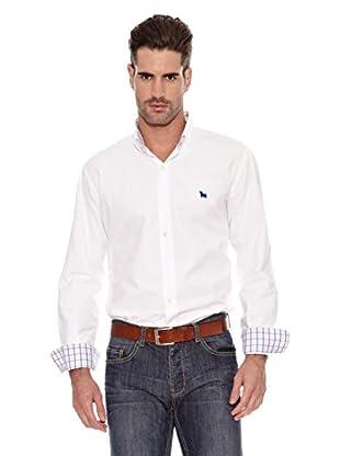 Toro Camisa Oxford (Blanco)