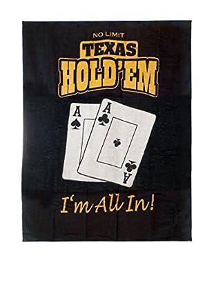 Texas Hold 'Em Blanket, Multi
