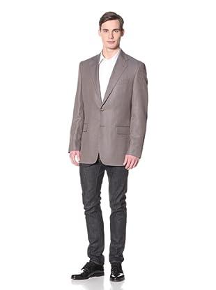 Joseph Abboud Men's 2 Button Side Vent Sportcoat (Tan)