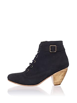 Fiel Women's Bellamy Mid-Heel Boot (Black)