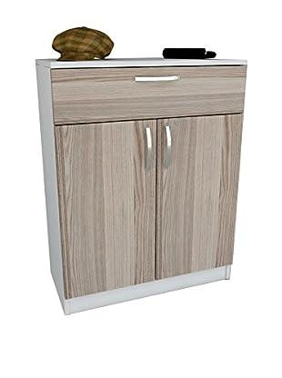 Wooden Art Kommode