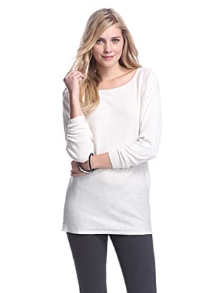 Acrobat Women's Dolman Sweater with Sequins (Ivory)