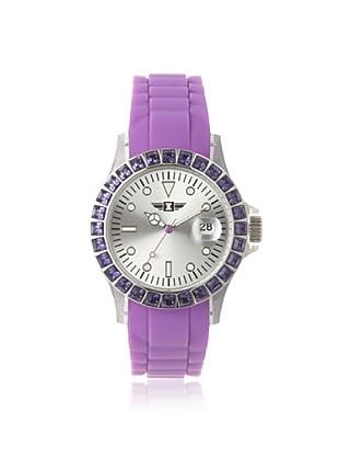 I by Invicta Women's IBI-10067-003 Purple Polyurethane Watch